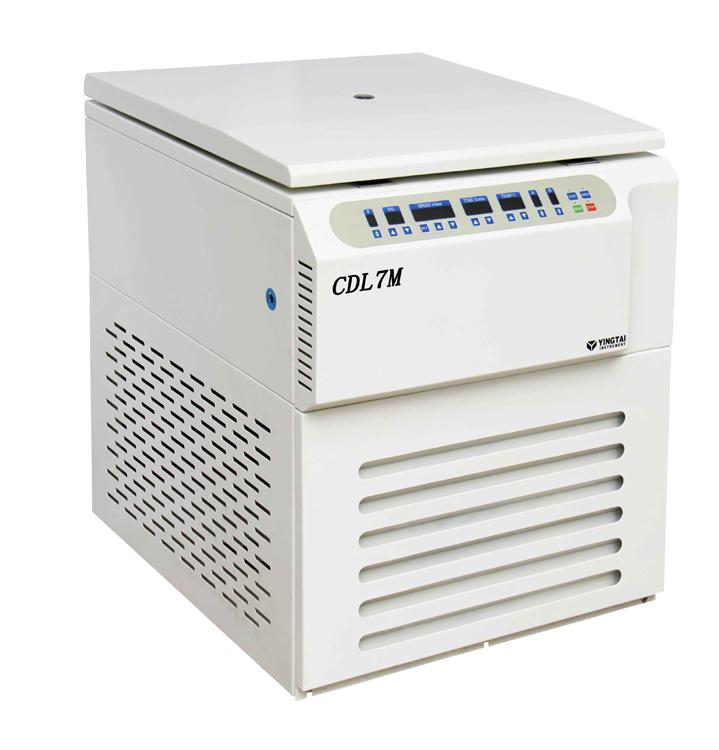 CDL7M低速超大容量冷冻离心机