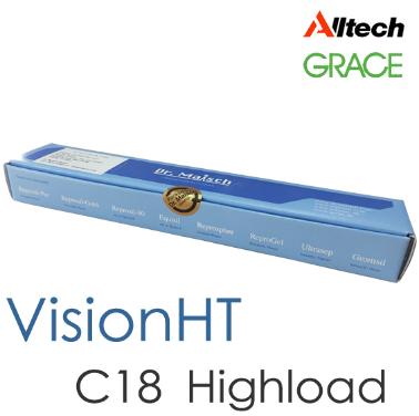GRACE:VisionHT C18 Highload,5μm 4.6×250mm分析柱