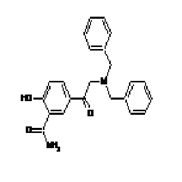 5-(N.N-二苄基氨基乙酰)水杨酰胺