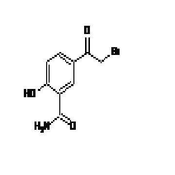 5-溴乙酰水杨酰胺