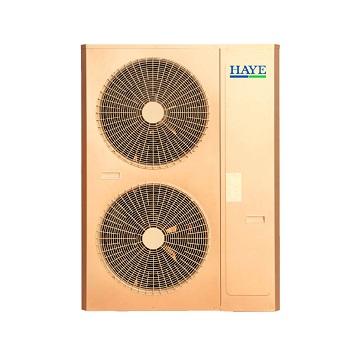 低环温空气源热泵供暖中央空调