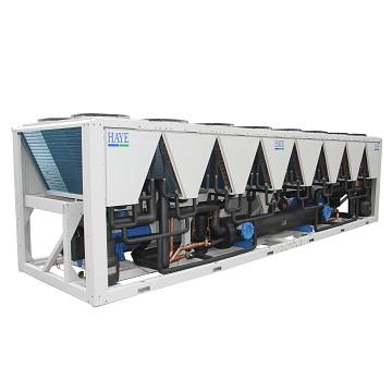 高效风冷螺杆式热泵机组