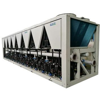 空气源热泵集中供暖站