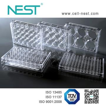 NEST 24孔细胞培养板 袋装 未TC