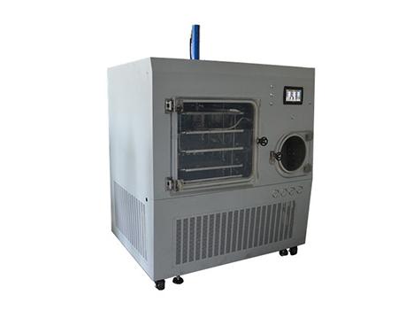 100F压盖硅油电加热冷冻干燥机