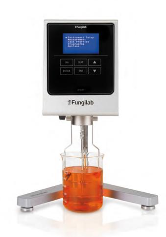 (进口)旋转粘度计纺吉莱博Fungilab Smart系列旋转粘度计
