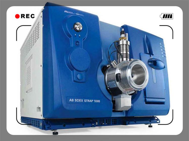 AB Sciex 5500三重四级杆液质联用仪