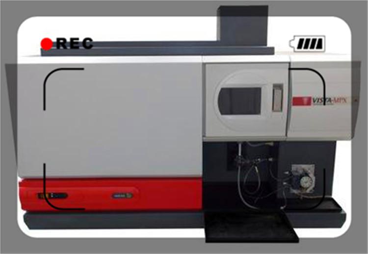 Vista -MPX电感耦合等离子体发射光谱仪