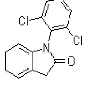1-(2,6-二氯苯基)-2-吲哚酮