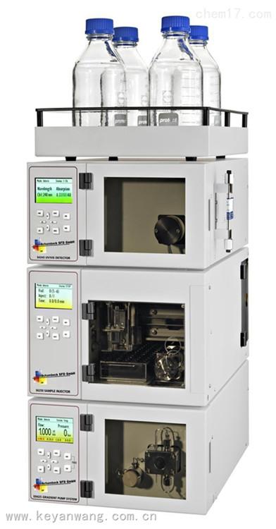 制備型凝膠滲透色譜GPC//德國珊貝克制備型凝膠滲透色譜