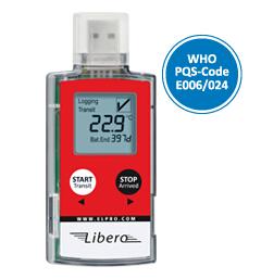 瑞士elpro便携式PDF温度记录仪LIBERO Ti1 医药冷链专用PDF温度记录仪LIBERO Ti1