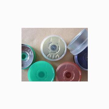13mm冻干粉针、抗生素用铝塑盖