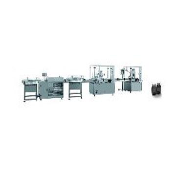 LYLGZ-1型30ml-500ml灌装生产联动线