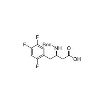 (R)-3-(tert-butoxycarbonyl)-4-(2,4,5-trifluorophenyl)butanoic acid