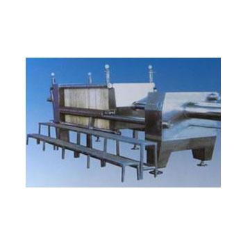 HQB-N系列纸板板框式精滤机