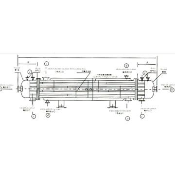 搪玻璃复合管式热交换器