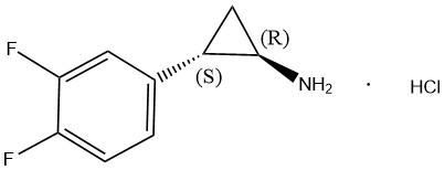 (1R,2S)-2-(3,4-二氟苯基)环丙胺盐酸盐