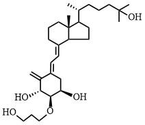 2α-反式-艾地骨化醇