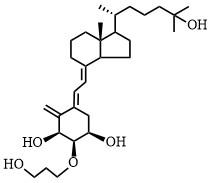 2α,3α-反式-艾地骨化醇