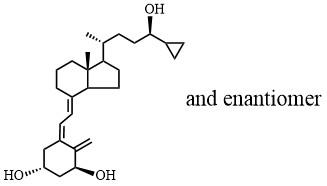 外消旋-二氢钙泊三醇