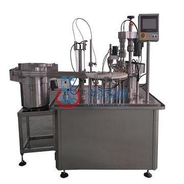 微量液體灌裝生產線 0.1-1ml