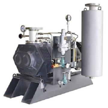 HP型异形螺杆干式真空泵