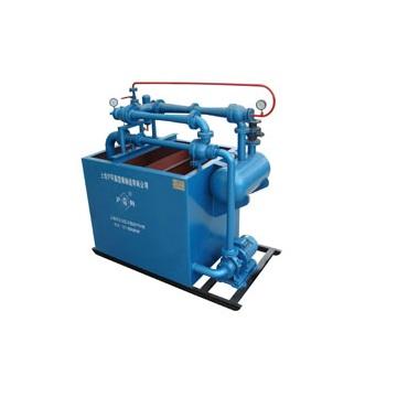 三级汽水串联真空泵机组