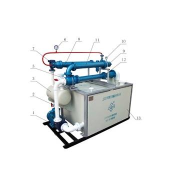 防腐型三级汽水串联真空泵机组