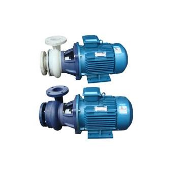 PVDF耐腐蚀直联式离心泵