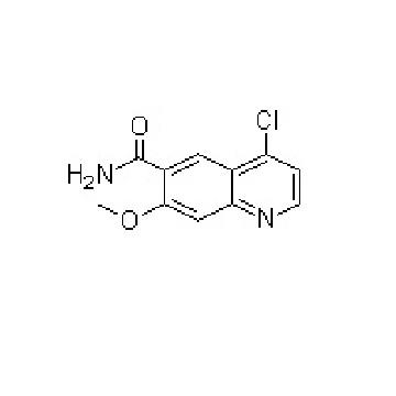 4-氯-7-甲氧基喹啉-6-酰胺