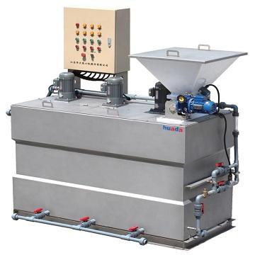 PAM溶液自動投加裝置