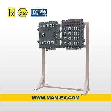 MAMX03系列防爆电气控制箱