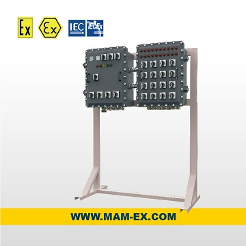 MAMX02系列防爆电气控制箱