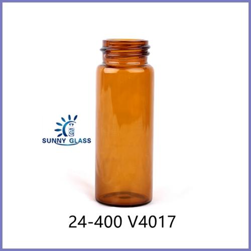 40ml amber vial