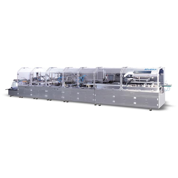 APL-120CA 安瓿瓶包装自动生产线