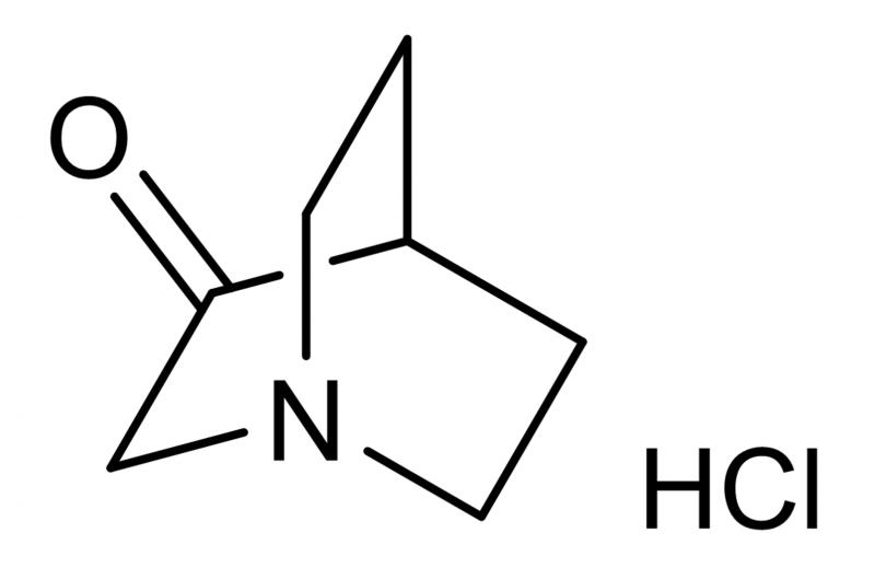 3-奎宁环酮盐酸盐