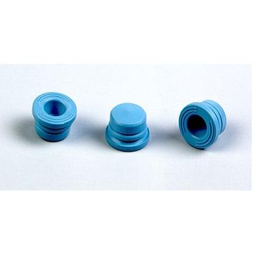 真空采血器用鹵化丁基橡膠塞(15.4藍)