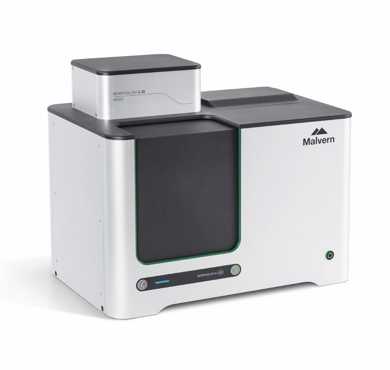 静态粒度粒形及化学组分分析仪