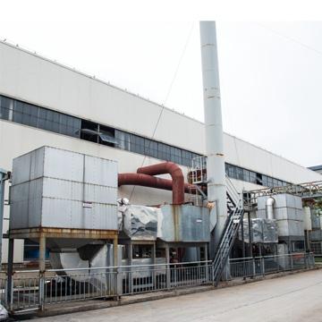 催化氧化及余热回收 有机废气治理技术