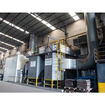 活性炭吸附-再生-催化氧化 有机废气治理技术
