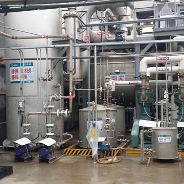 吸附-真空脱附-冷凝 有机溶剂回收技术