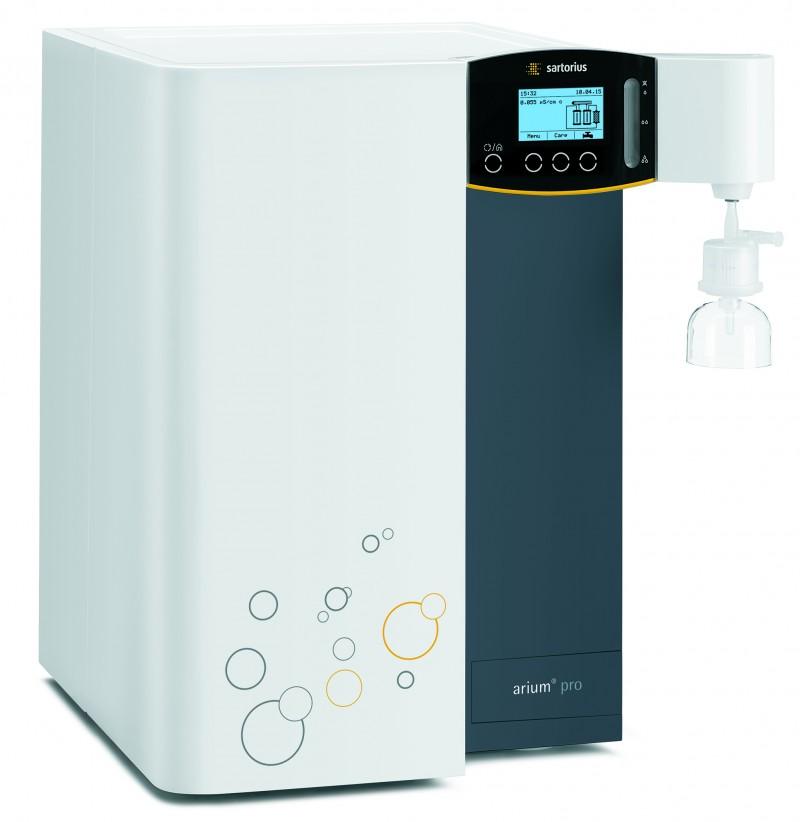 赛多利斯 arium® pro 经济型超纯水机