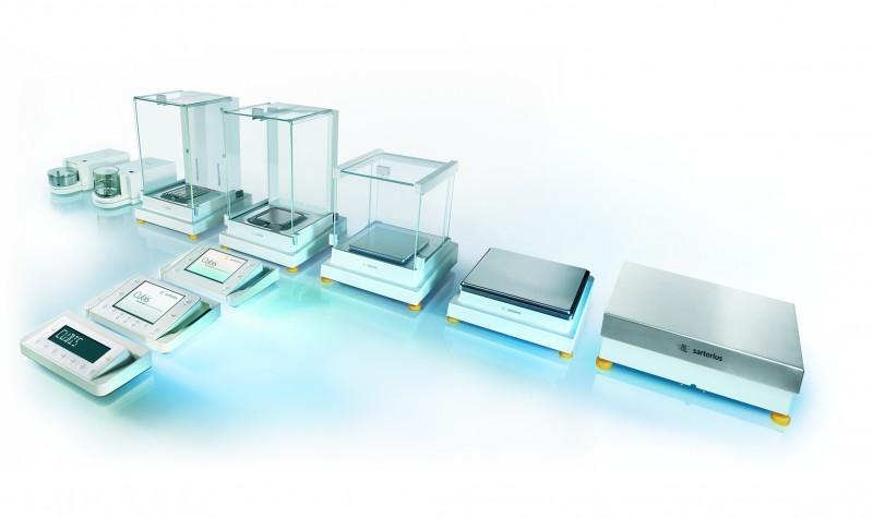 赛多利斯 Cubis®高端高性能 称重天平