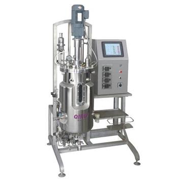 机械搅拌不锈钢发酵罐
