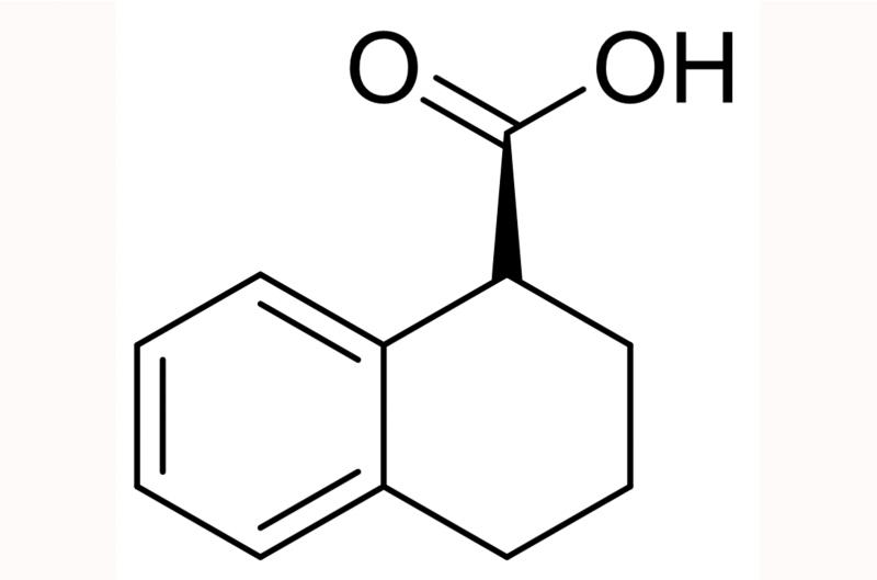 (S)-(-)-1,2,3,4-四氢-1-萘甲酸