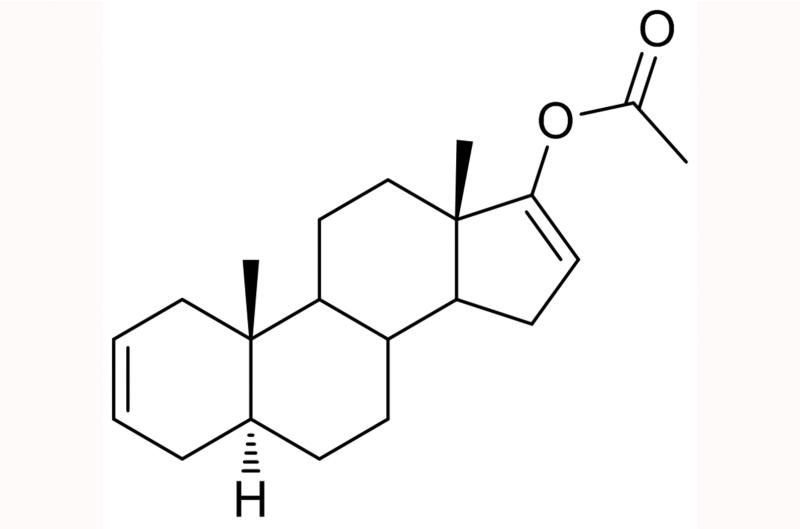 17-乙酰氧基-5α-雄甾-2,16-二烯