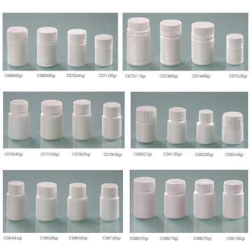 口服固体药用高密度聚乙烯瓶圆瓶