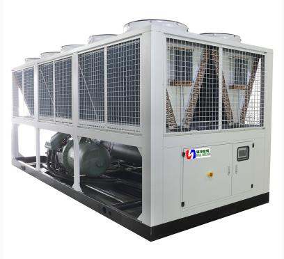 风冷螺杆冷水(热泵)机组