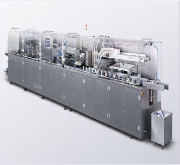 PBL-250B 西林瓶立式包装自动生产线