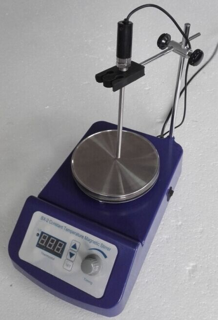 BX-2数显控温磁力搅拌器